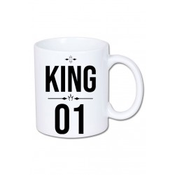 Kubek KING