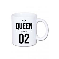 Kubek Queen