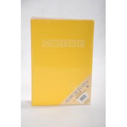 Album 10x15/300 CL46300 żółty